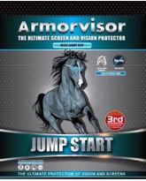 لاصقة حماية الشاشة لهاتف الاى باد JUMP START ARMOR
