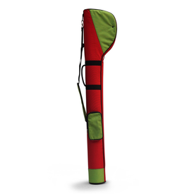 Golfoy Elite Holiday Bag - Red/Green,  red