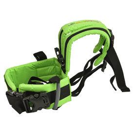 KIDSAFEBELT - Two Wheeler Child Safety Belt - World s 1st, Trusted & Leading (Air Light Green), green