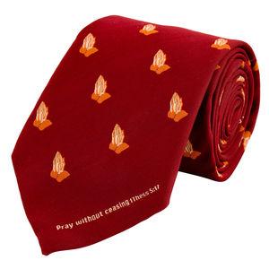 Necktie - Pray without ceasing.