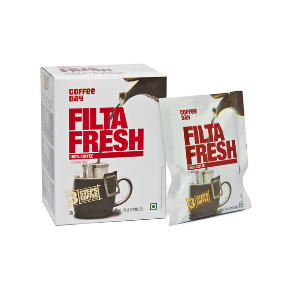 Coffee Day Filta Fresh 100% Coffee - Pack of 2, 200gm