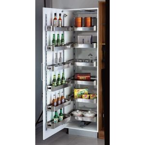 ONYX SS PANTRY 4 LAYER: CABINET SIZE, 450 x 1260