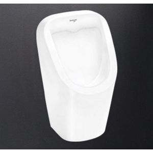 HINDWARE URINAL - 60010 DYNA WITH BI,  white