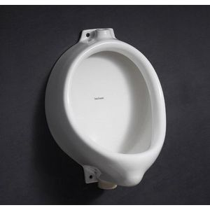 HINDWARE URINAL - 60001 FLAT BACK 46X35X26,  white