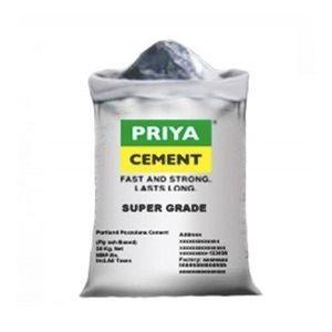 PRIYA CEMENT - OPC 53 GRADE