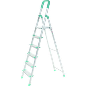 PEARL ALLUMINUM LADDER 6 STEPS