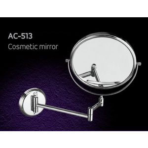 ESSESS: BATHROOM ACCESSORIES HOTELIER SERIES - AC513 COSMETIC MIRROR
