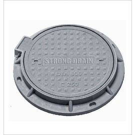 HP CIRCULAR MANHOLE COVER - CLEAR OPENING 530MM, 25 tonn