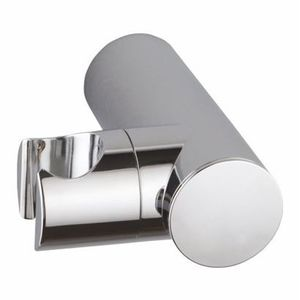 JAQUAR SHOWERS ACCESSORIES - SHA-555 PREMIUM WALL BRACKET FOR HAND SHOWER, DIAMETER 35 MM & 100 MM LONG ROUND SHAPE