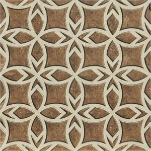 KAJARIA 300 X 300 VITRIFIED DIGITAL PAVIGRES - STARLET COPPER