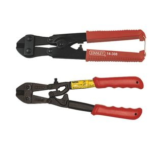 STANLEY CUTTING TOOLS - BOLT CUTTER, OVERALL LENGTH 203mm