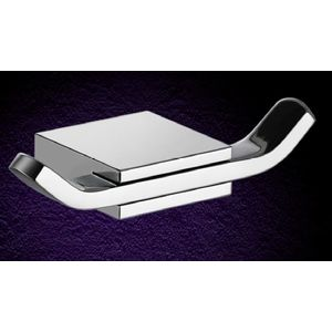 ESSESS: BATHROOM ACCESSORIES CRUZO SERIES - AC605 ROBE HOOK (2 WAY)