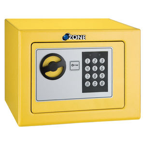 OZONE DIGITAL SAFES: SECRET-17, yellow