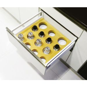 ONYX WOODEN SPICE HOLDER, 900 mm