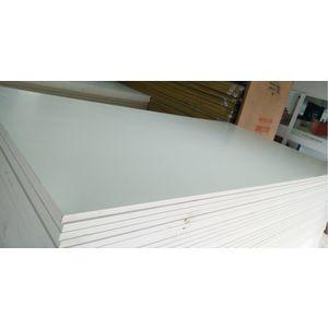 ALSTONE WOOD POLYMER COMPOSITE BOARD (8 x 4 FEET) - HYBRIDE (FROSTY WHITE), 8 mm