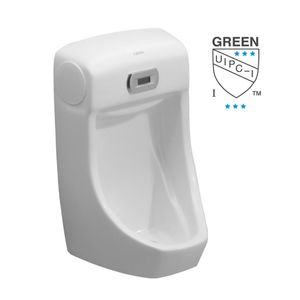 CERA S4010102 - CICILY Urinal Flat Back with integrated EFS