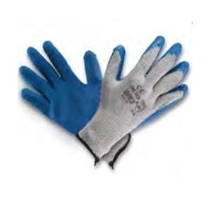 UDYOGI POLY COTTON KNITTED GLOVES: CRC-1010A