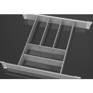 ONYX SS CUTLERY TRAY, width 500x600