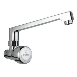 ESSCO SUMTHING SPECIAL QUARTER TURN - SQT-522KN SINK COCK WITH SWINGING CASTED SPOUT WITH AERATOR