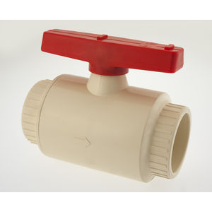 AJAY CPVC FITTINGS - BALL VALVES, 2 1/2  65mm
