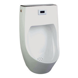 HINDWARE URINAL - 60021 FLOW,  white
