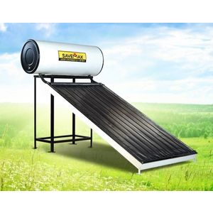 SAVEMAX - HIGH PRESSURE FLAT PLATE SOLAR WATER HEATER, 375 lpd