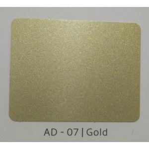 ALUDECOR ACP PANELS (SHEET SIZE 8 ft x 4 ft) - GOLD(AD07), grade al32