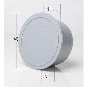 PRINCE SWR ULTRAFIT FITTING - SOCKET PLUG, 4  110mm
