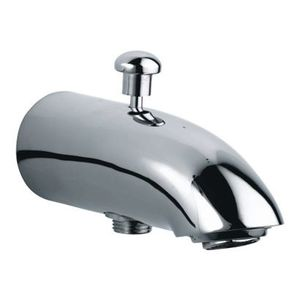 JAQUAR BATHTUB SPOUT - SPJ-467 ALLIED BATH TUB SPOUT HEAVY CASTED BODY WITH BUTTON ATTACHMENT FOR HAND SHOWER