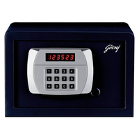 Godrej Halo Digital 8L Safe Locker (Keypad)