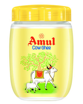 Amul Cow Ghee 200ml Jar