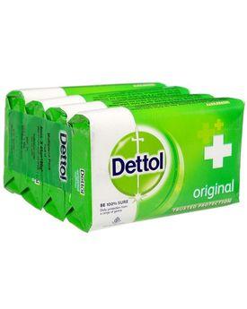DETTOL ORIGINAL SOAP 4* 45GM
