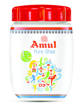 Amul Ghee Pet Jar 500 Ml
