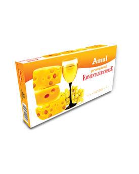 Amul Emmental Cheese 8x25gm