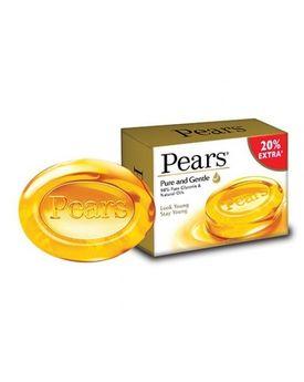 PEARS PURE & GENTLE GLYCERIN SOAP 3* 125GM