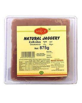 MILTOP NATURAL JAGGERY 875GM