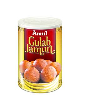 Amul Mithai Gulab Jamun 500 Gm Tin