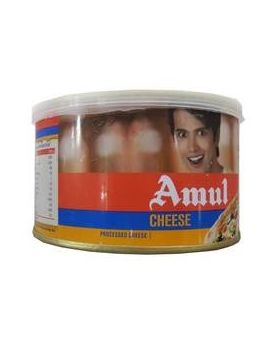 Amul Processed Cheese EOE Tins 400 Gm