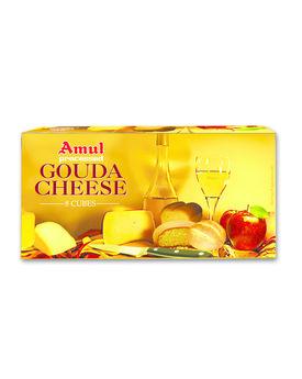 Amul Gouda Cheese 8x25gm