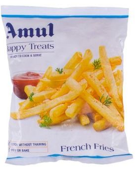 Amul Happy Treats French Fries 26x425g
