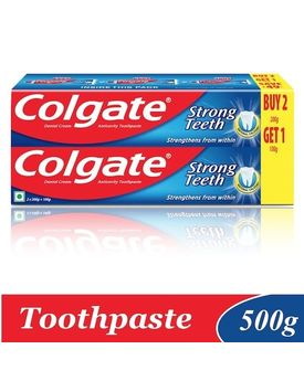 COLGATE CDC TOOTH PASTE 200GM+ 200GM+ 100GM