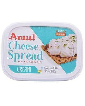 Amul Cheese Spread Creamy 200 Gm