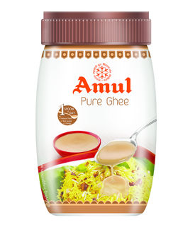 Amul Brown Ghee 500 ml Jar