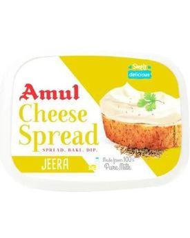 Amul Cheese Spread Jeera 200 Gm