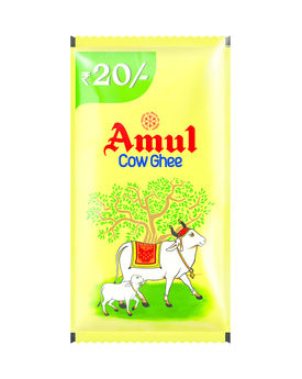 AMUL COW GHEE 40ML POUCH