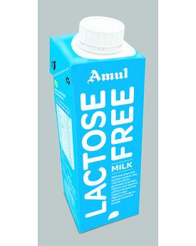 Amul Lactose Free Milk 250 ml TB