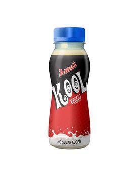 Amul Sugarfree Kesar 180 ml Pet