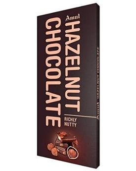 AMUL HAZELNUT CHOCLATE 150 GM