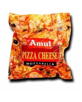 Amul Mozzarella Pizza Cheese 200 Gm