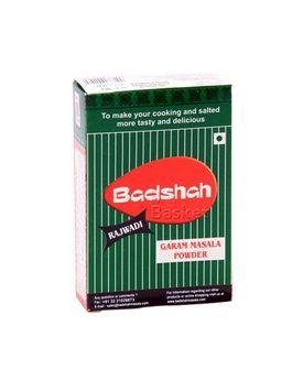 BADSHAH POW SPICE RAJWADI GARAM BX 100G